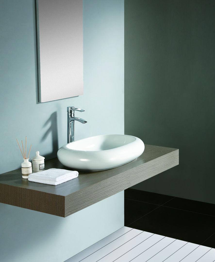 design aufsatz waschtisch c serie c002 waschplatz waschbecken waschschale 4260276023295 ebay. Black Bedroom Furniture Sets. Home Design Ideas