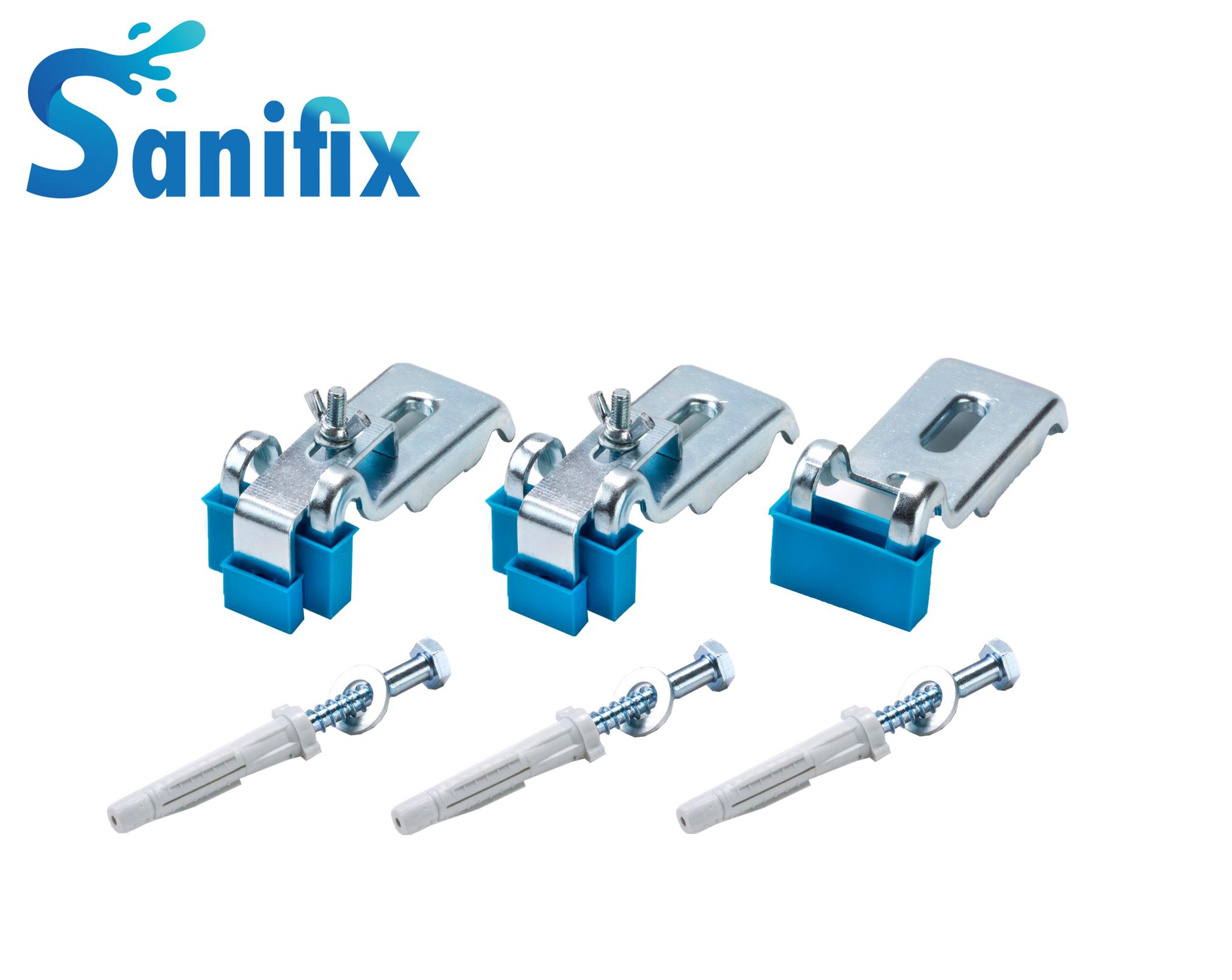 SANIFIX Wannenanker-Set