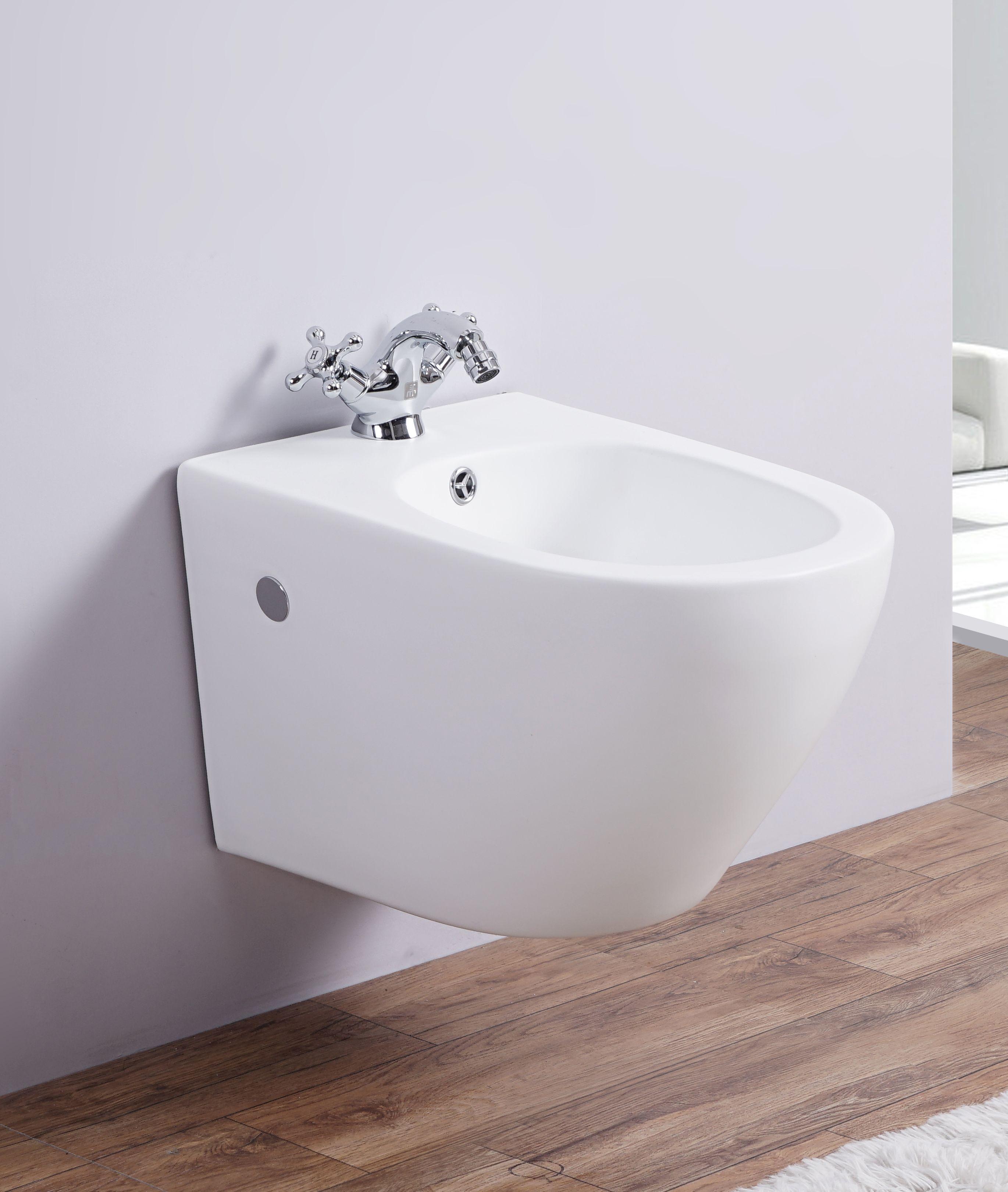 Wand-Bidet WHB-586073 (matt-weiß)