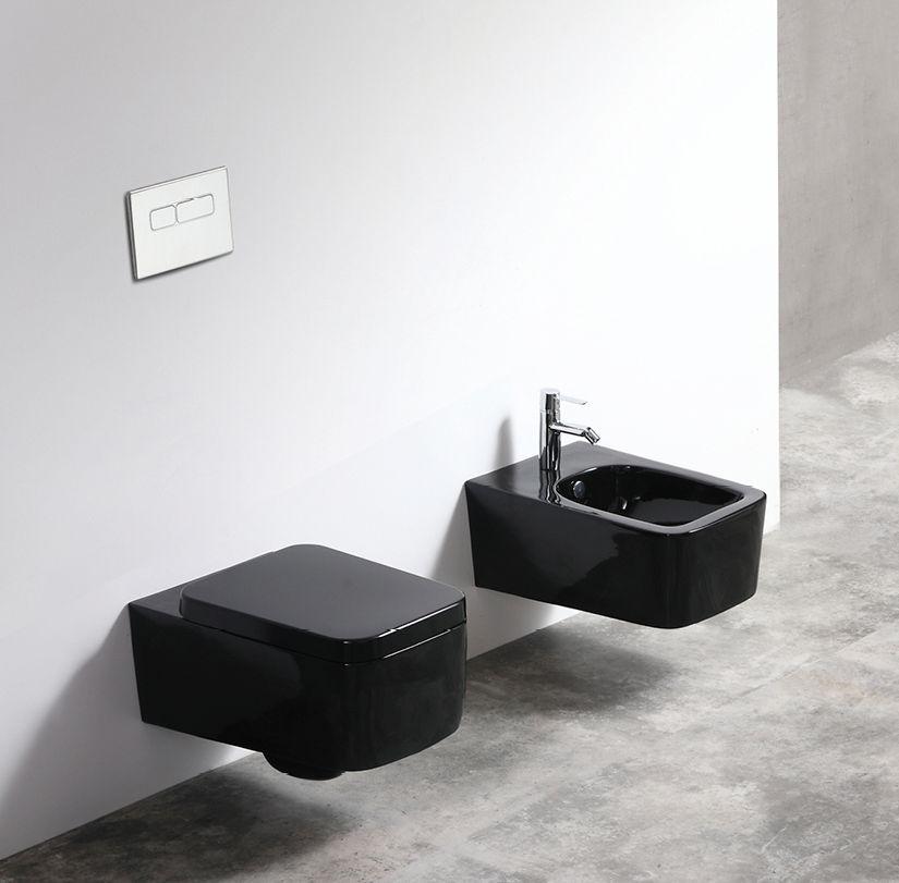 Spülrandloses Wand-WC inkl. Soft-Close Sitz WHR-586142
