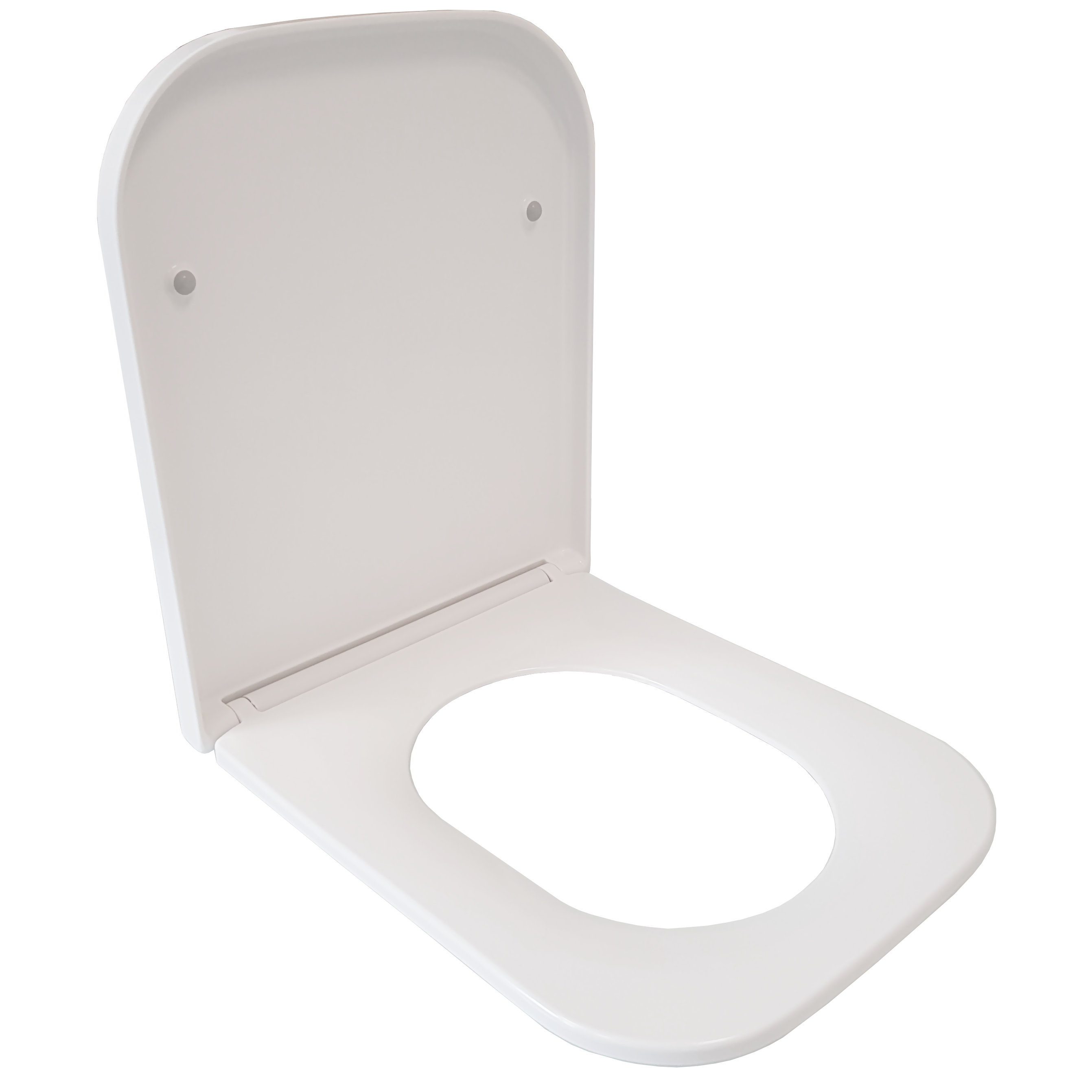 extra-flacher Soft-Close WC-Sitz für WH-6020/6021