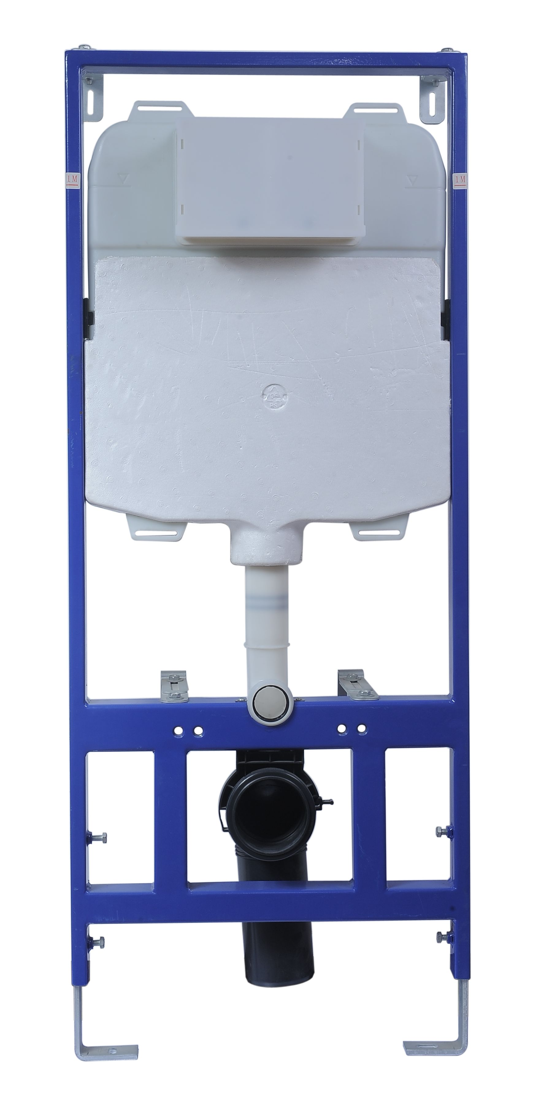 WC Vorwandelement TT-586241 ohne Betätigungsplatte