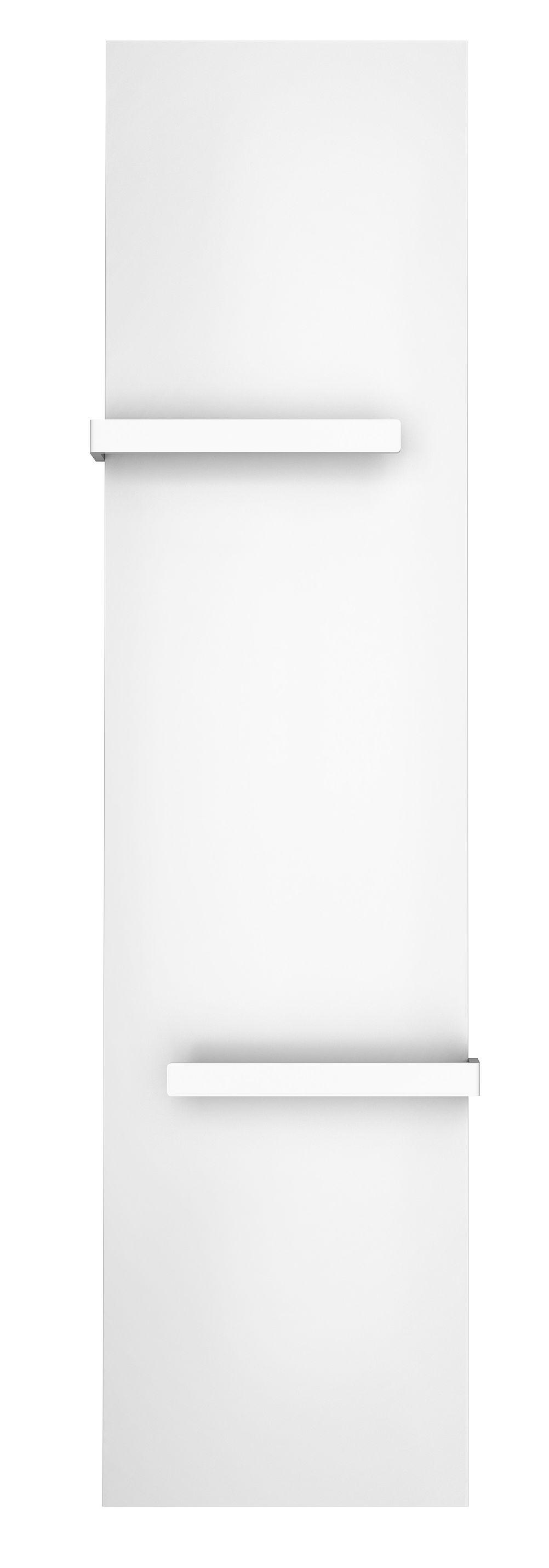 Badheizkörper ALWAR in 180 x 45 cm (Mittelanschluss, weiß)