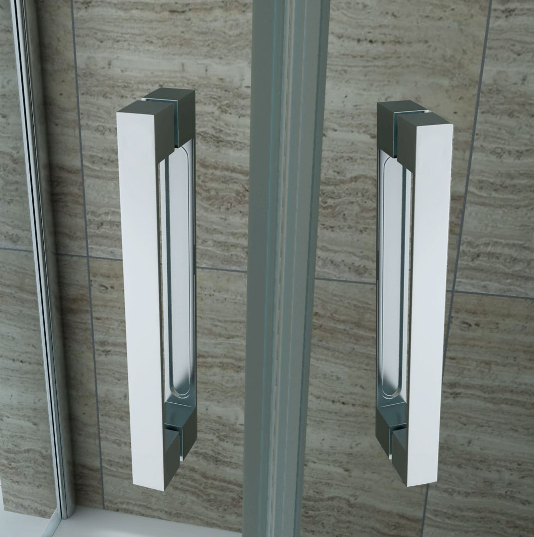 duschkabine area 100 x 100 cm ohne duschtasse alphabad. Black Bedroom Furniture Sets. Home Design Ideas