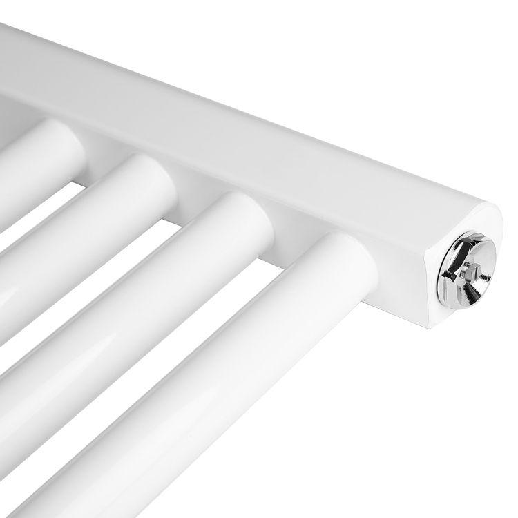 Badheizkörper BH-MAW in 120 x 50 cm (Mittelanschluss, weiß)