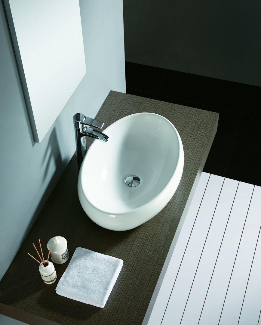 design aufsatz waschtisch c serie c005 waschplatz waschbecken waschschale ebay. Black Bedroom Furniture Sets. Home Design Ideas