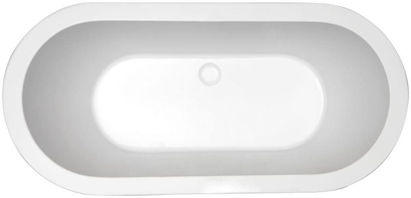 177,5 x 79,5 cm Acryl-Badewanne EW-3005