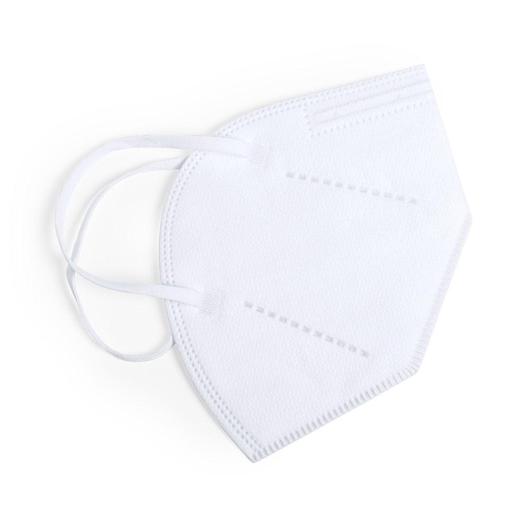 10 x FFP2 Maske faltbar, mit Gummizügen (ISO CE 2834)
