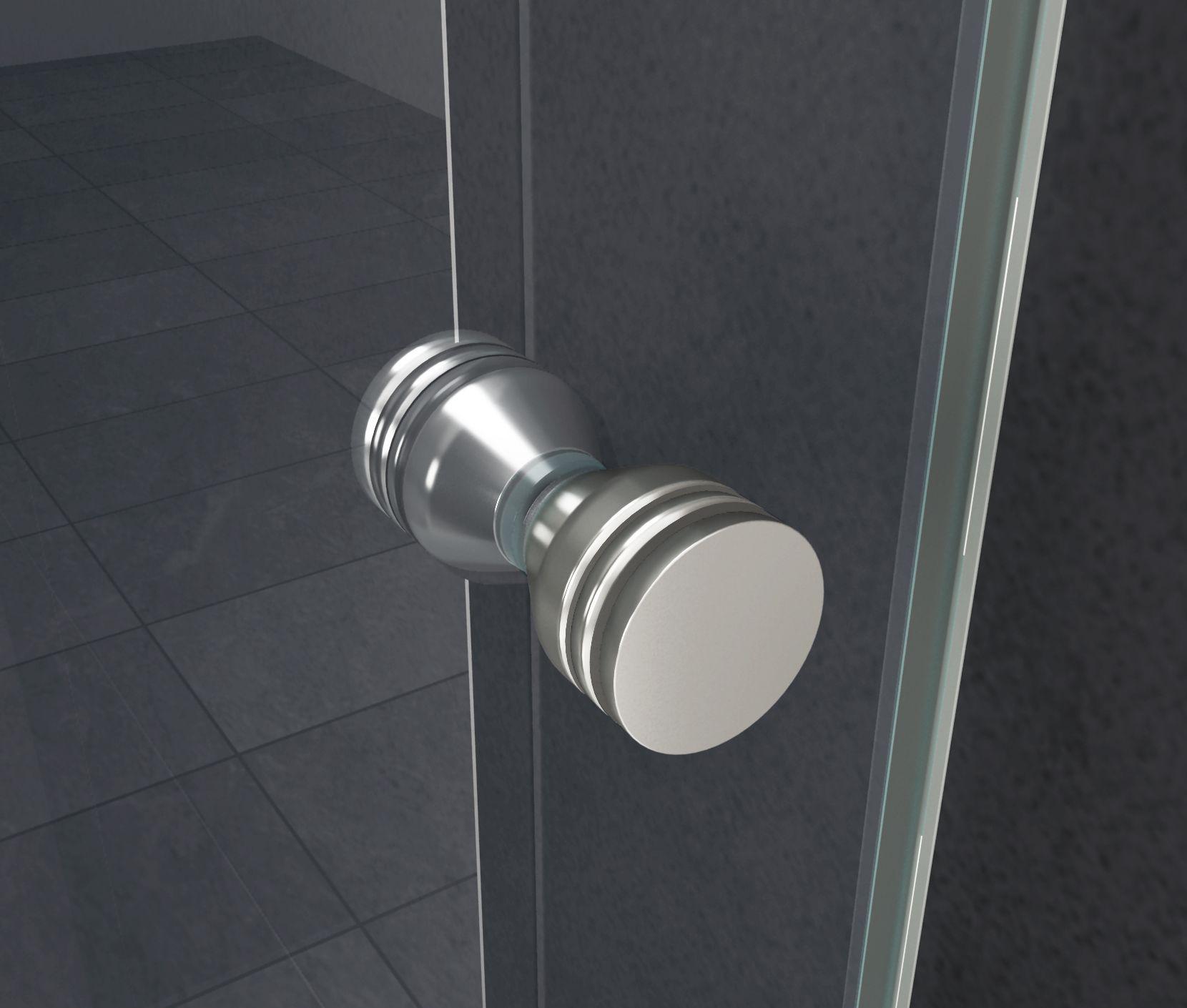 Türknauf für Duschen (rund)
