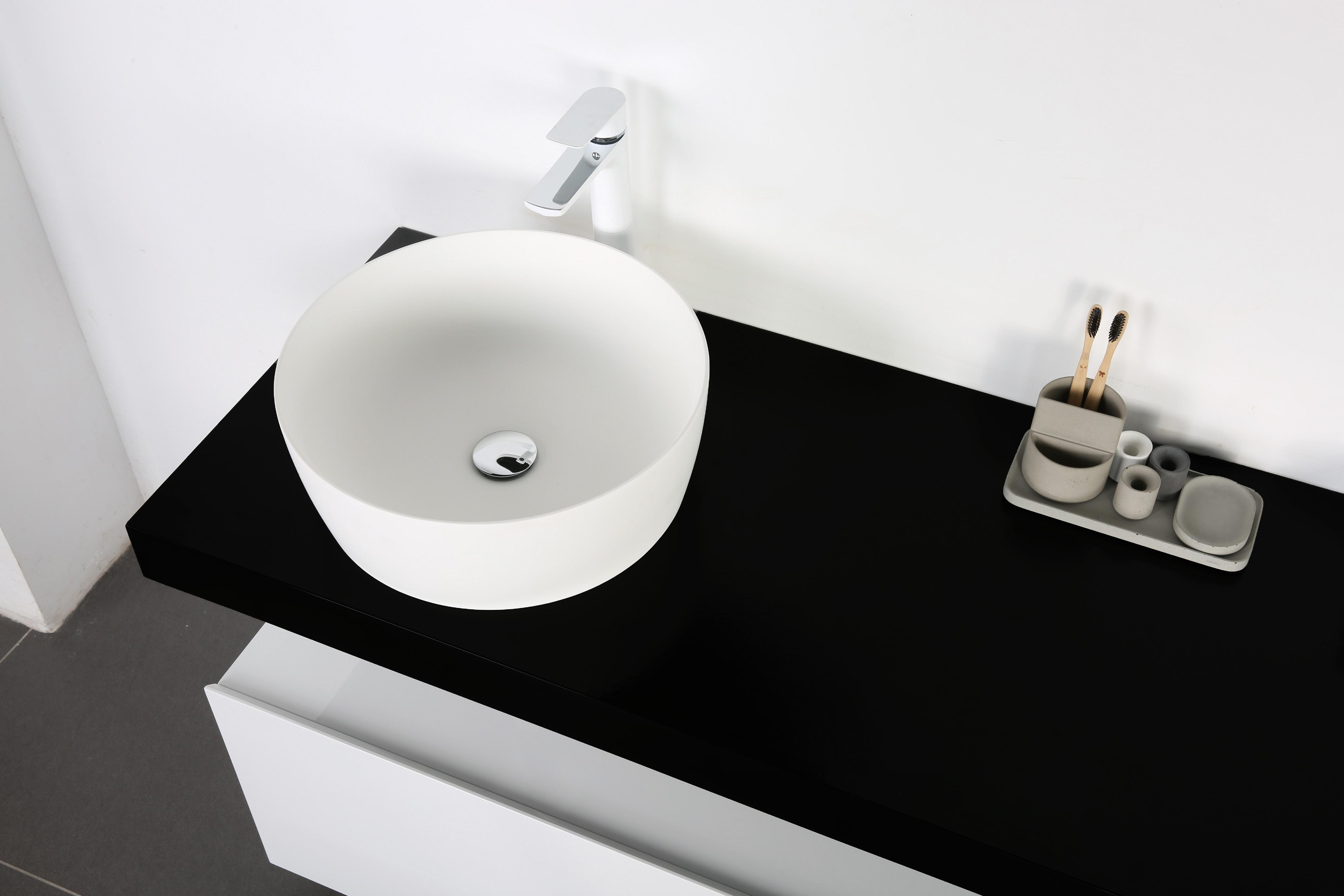 2-tlg. Badmöbel Unterschrank GRUPPO 220 ohne Waschtisch