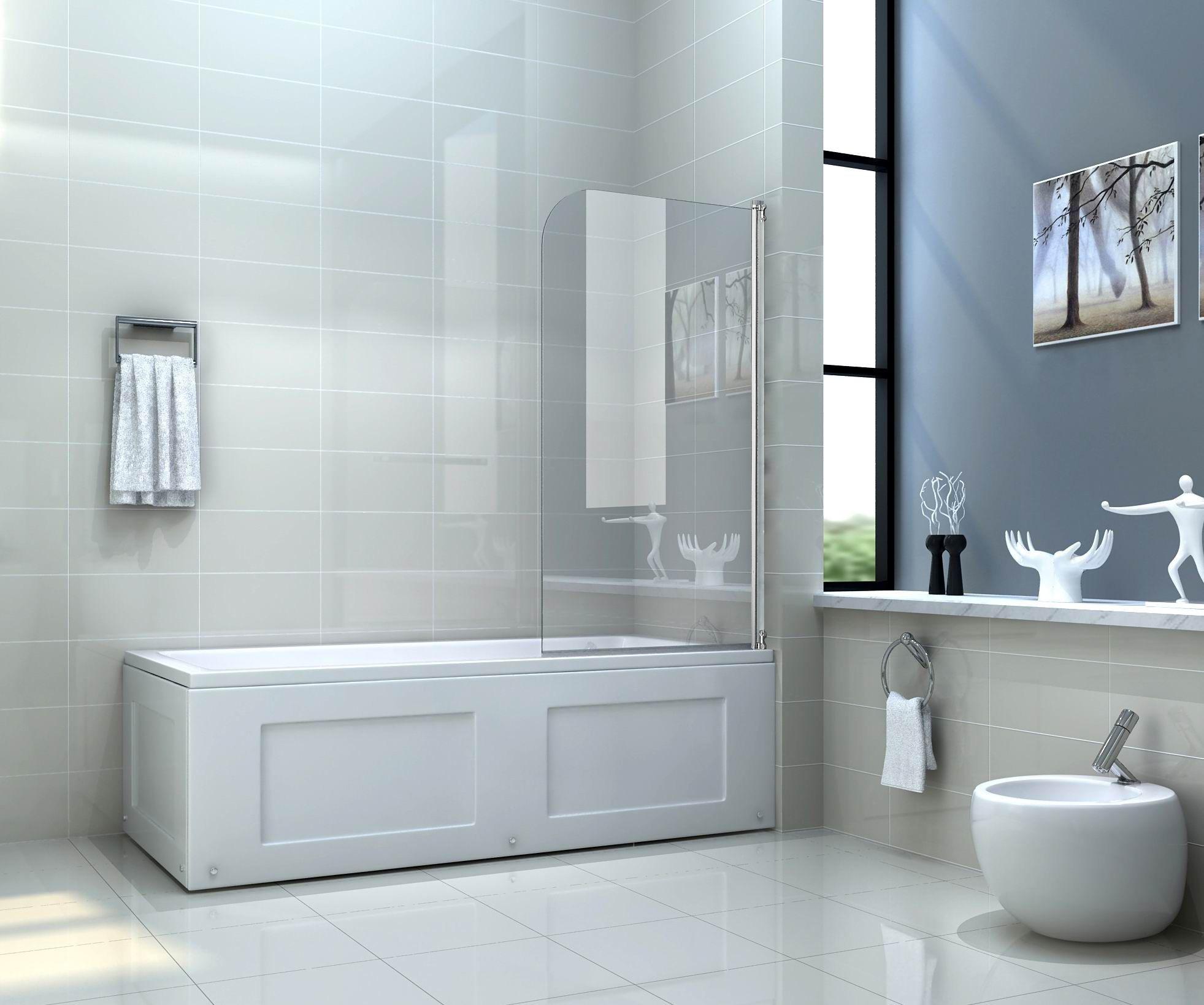 Duschtrennwand Rono (Badewanne)