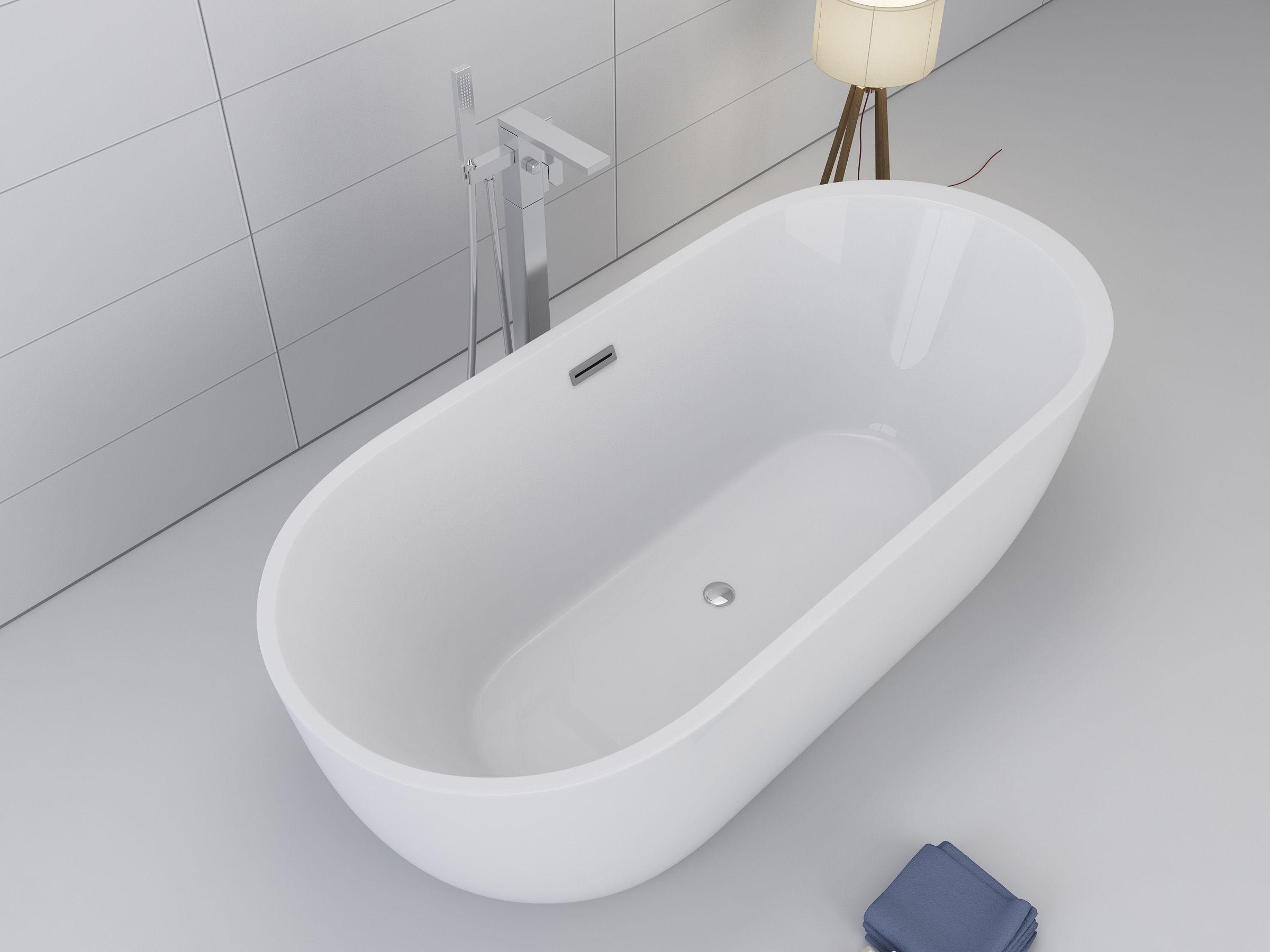 Freistehende Badewanne SCABO