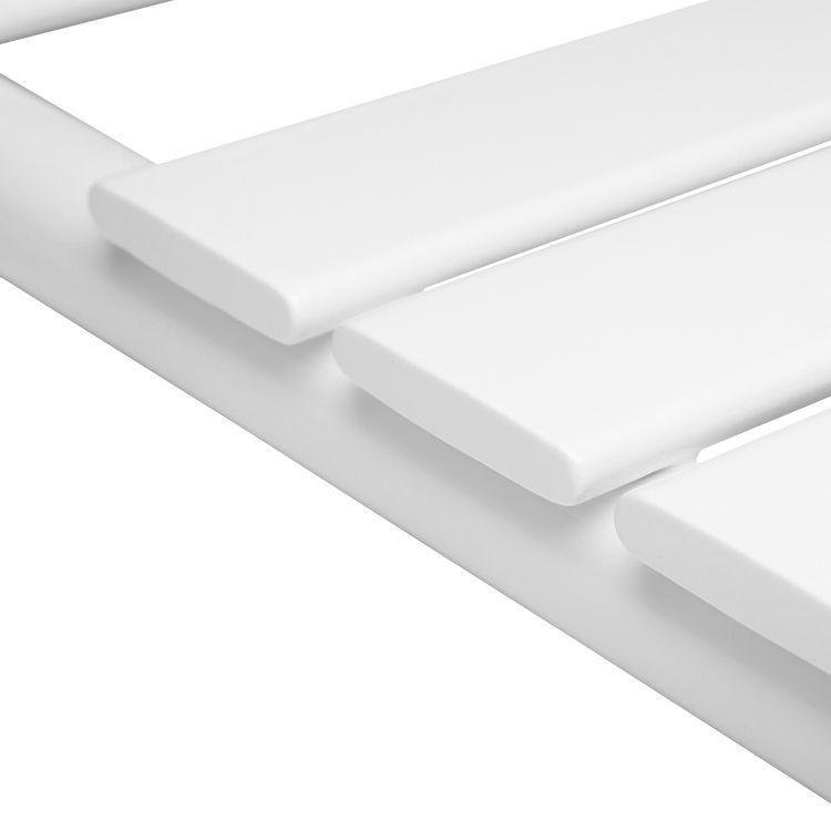 Badheizkörper SECTIO in 180 x 60 cm (Seitenanschluss, weiß)