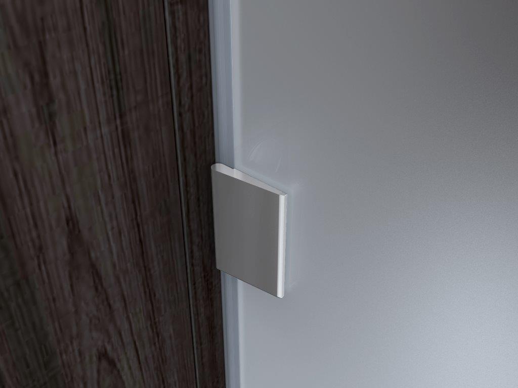 glas urinal trennwand frost 90x40cm schamwand pissoir urinalwand wc sichtschutz ebay. Black Bedroom Furniture Sets. Home Design Ideas