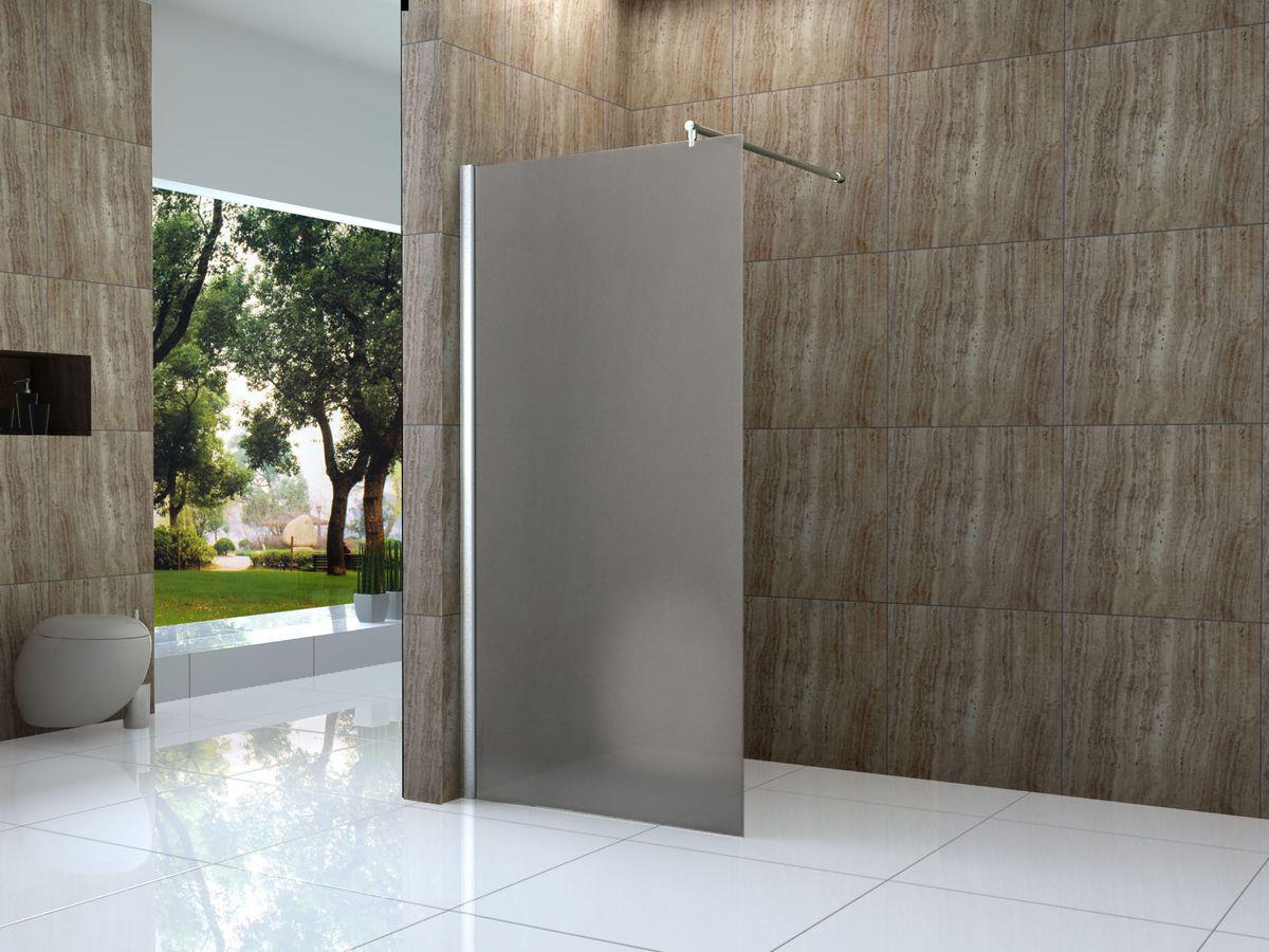 10 mm Duschtrennwand VACANTE-AFR 80 x 200 cm