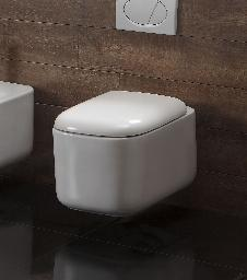 Wand-WC inkl. Soft-Close Sitz WH-586161