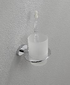 CR-Serie Wandhalterung mit Mundspülglas