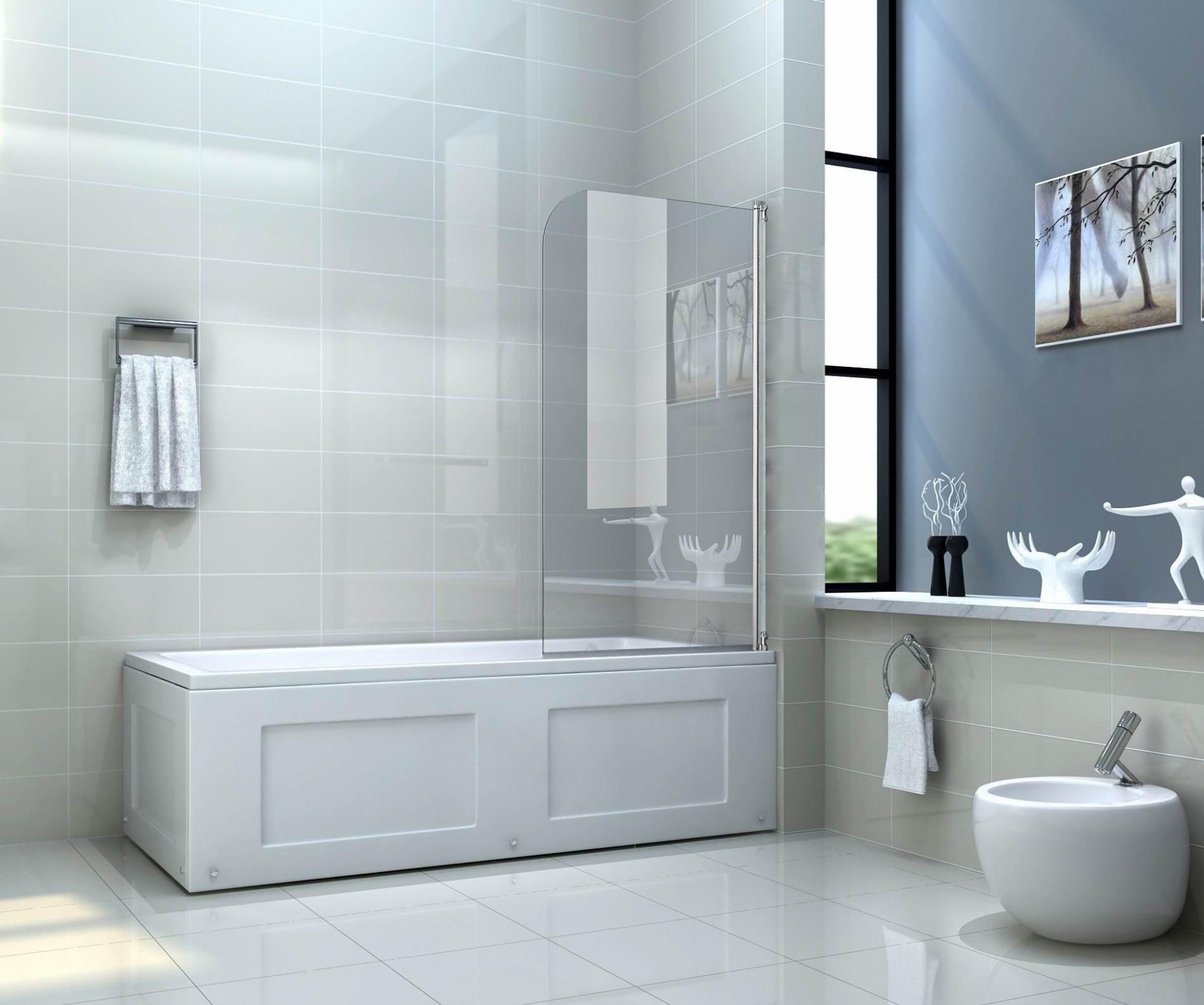 Duschtrennwand R80 (Badewanne)